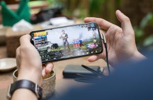 If you're into mobile gaming, an OLED display would be the best option for you